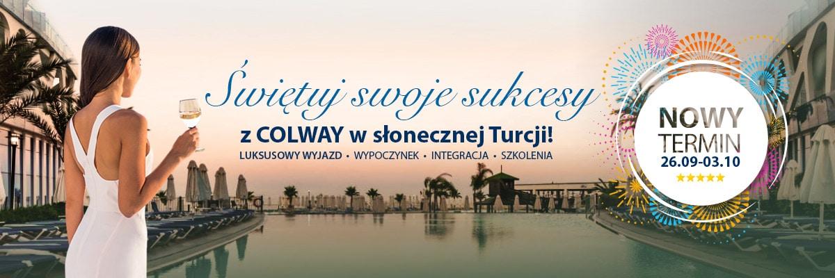 wyjazd colway do turcji