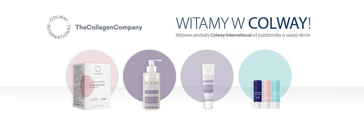 Witamy w COLWAY produkty Colway International!