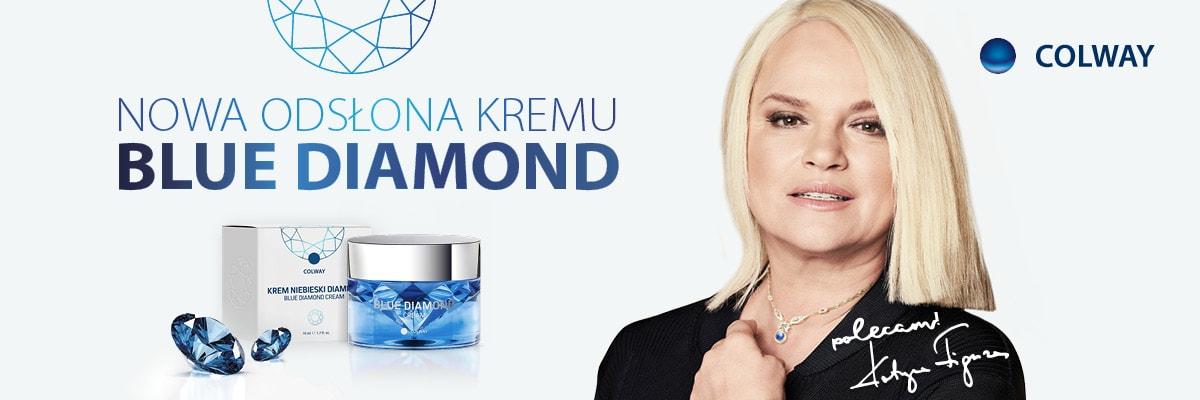 nowa odsłona kremu blue diamond