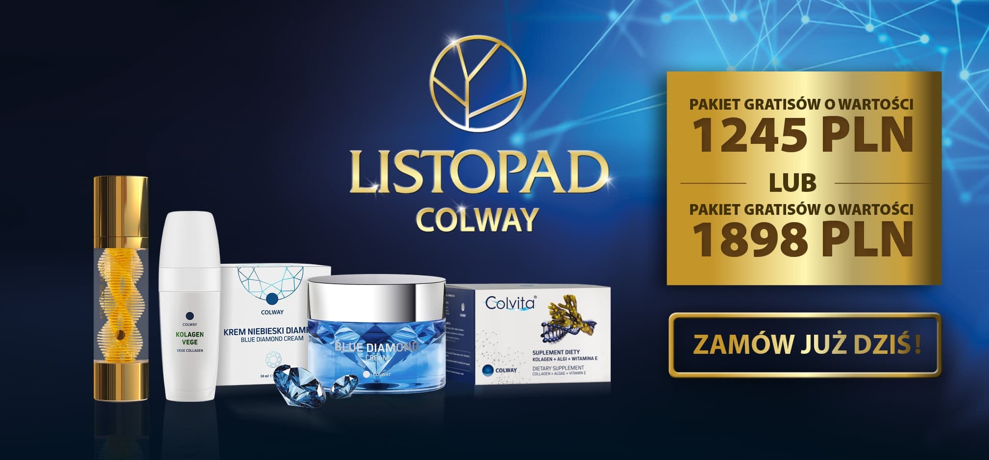 listopad w colway