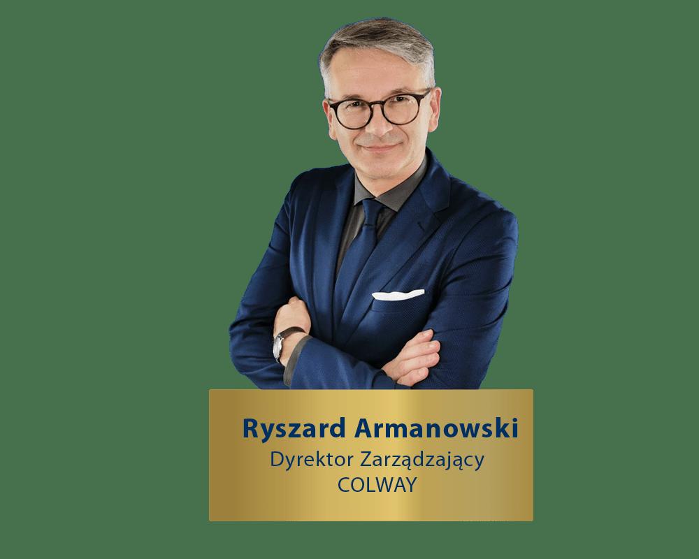 Ryszard Armanowski COLWAY