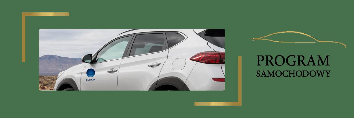 Program samochodowy COLWAY