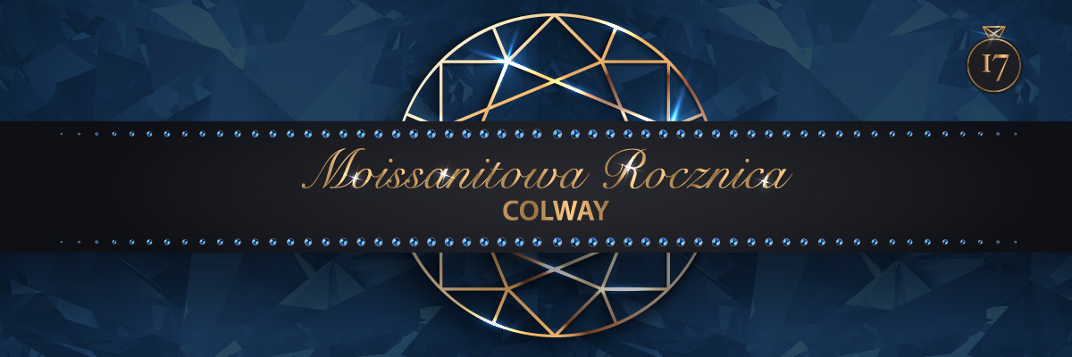moissanitowa rocznica colway